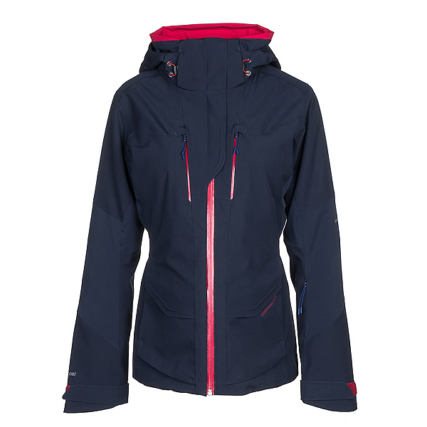 Obermeyer Reflection Womens Insulated Ski Jacket, Storm Cloud, 600
