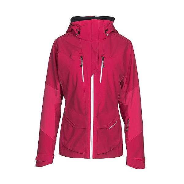 Obermeyer Reflection Womens Insulated Ski Jacket, Sangria, 600