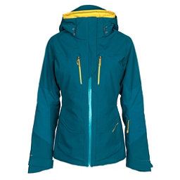 Obermeyer Reflection Womens Insulated Ski Jacket, Cove, 256