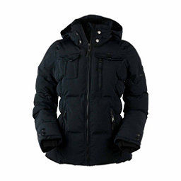 Obermeyer Leighton Womens Insulated Ski Jacket, Black, 256