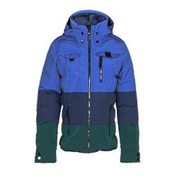 Obermeyer Leighton Womens Insulated Ski Jacket, Alexandrite, 256