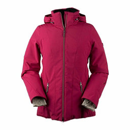 Obermeyer Siren - Petite Womens Insulated Ski Jacket, Sangria, 256