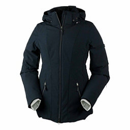 Obermeyer Siren - Petite Womens Insulated Ski Jacket, Black, 256