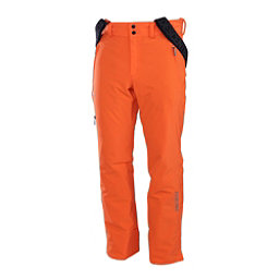 Descente Swiss Mens Ski Pants, Blaze Orange, 256