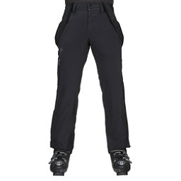 Descente Swiss Mens Ski Pants, Black, 256