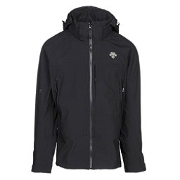 Descente Moe Mens Shell Ski Jacket, Black, 256