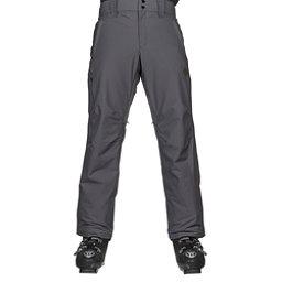 Descente Comoro Mens Ski Pants, Anthracite Gray, 256
