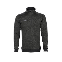 Descente Crux Mens Sweater, Winter Moss, 256