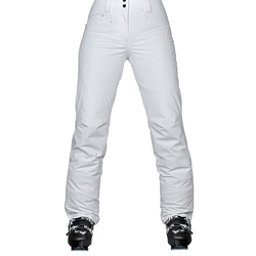 Descente Selene Womens Ski Pants, Super White, 256