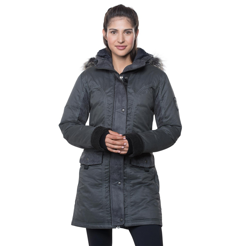 KUHL Arktik w/Faux Fur Parka Womens Jacket im test