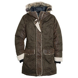 KUHL Arktik w/Faux Fur Parka Womens Jacket, Olive, 256
