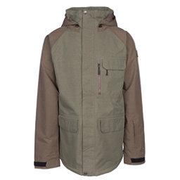 Armada Atka GORE-TEX Mens Insulated Ski Jacket, Olive, 256