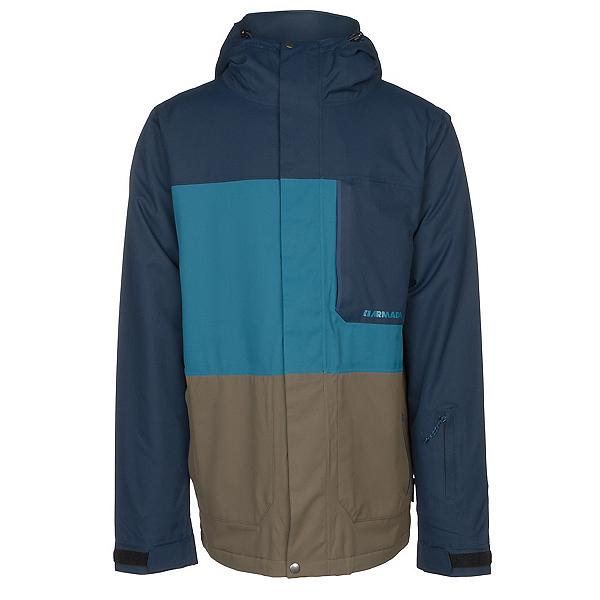 Armada Mantle Mens Insulated Ski Jacket, Navy, 600