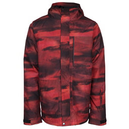 Armada Mantle Mens Insulated Ski Jacket, Red Resin, 256