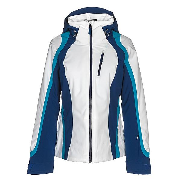 Obermeyer Jette Womens Insulated Ski Jacket, White, 600
