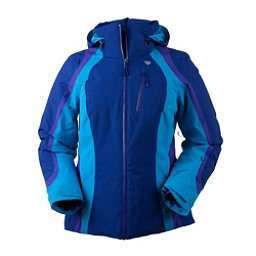 Obermeyer Jette Womens Insulated Ski Jacket, Dusk, 256