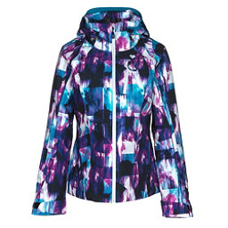 Obermeyer Jette Womens Insulated Ski Jacket, Apres Effect, 256