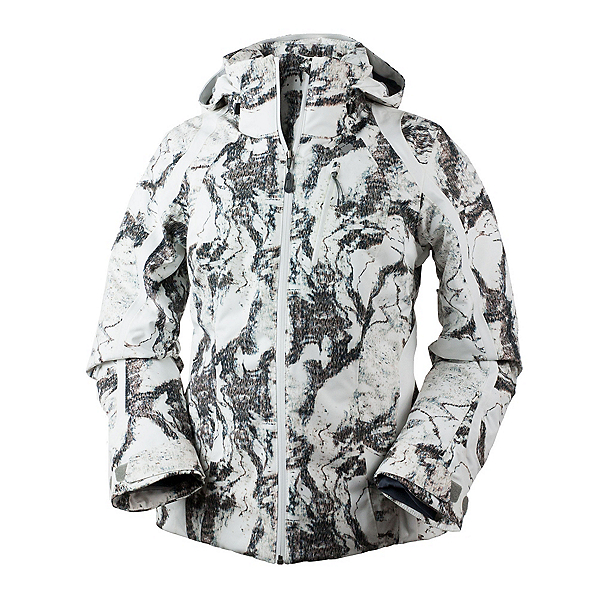 Obermeyer Jette Petite Womens Insulated Ski Jacket, Mountain Mirage, 600