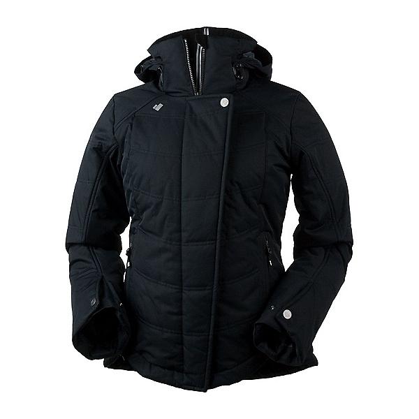 Obermeyer Vienna Womens Insulated Ski Jacket, Black, 600