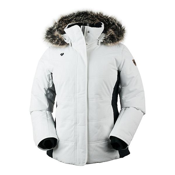 Obermeyer Tuscany Petite w Faux Fur Womens Insulated Ski Jacket 2018 06371b3d7