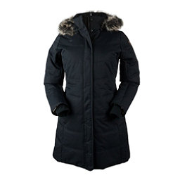 Obermeyer Tuscany Parka w/Faux Fur Womens Jacket, Black, 256