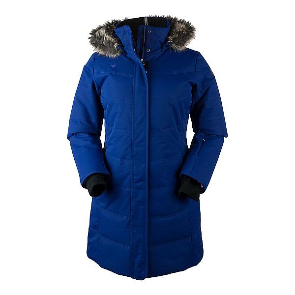 Obermeyer Tuscany Parka w/Faux Fur Womens Jacket, Dusk, 600