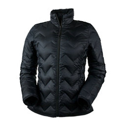 Obermeyer Del Down Insulator Womens Jacket, Black, 256