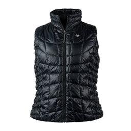 Obermeyer Soleil Reversible Down Womens Vest, Black, 256
