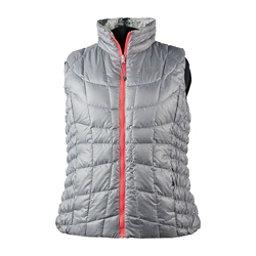 Obermeyer Soleil Reversible Down Womens Vest, Overcast, 256
