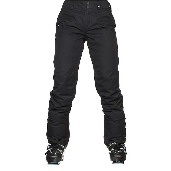 Obermeyer Malta Womens Ski Pants, Black, 600