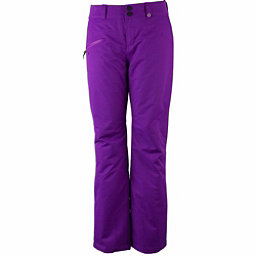 Obermeyer Malta - Short Womens Ski Pants, Violet Vibe, 256