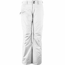 Obermeyer Malta - Short Womens Ski Pants, White, 256
