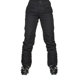 Obermeyer Malta Short Womens Ski Pants, Black, 256