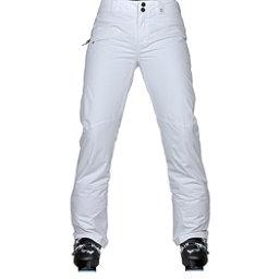 Obermeyer Malta Short Womens Ski Pants, White, 256