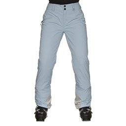 Obermeyer Malta Short Womens Ski Pants, Icescape Blue, 256