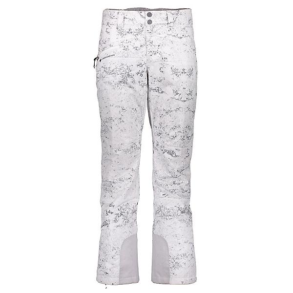 Obermeyer Malta Short Womens Ski Pants 2020, Frosted Fossils, 600