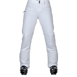 Obermeyer Malta - Long Womens Ski Pants, White, 256