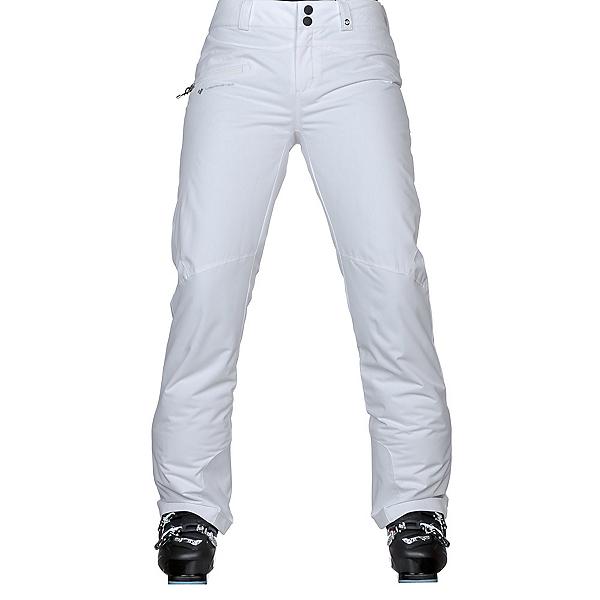 Obermeyer Malta - Long Womens Ski Pants, White, 600