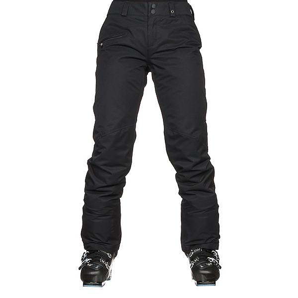 Obermeyer Malta - Long Womens Ski Pants, Black, 600