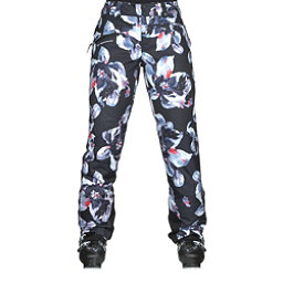 Obermeyer Malta - Long Womens Ski Pants, Mahalo Print, 256