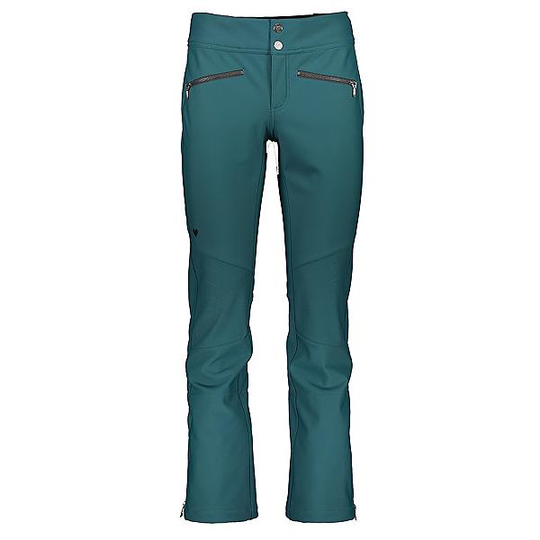 Obermeyer Clio Softshell Womens Ski Pants, Jaspen, 600