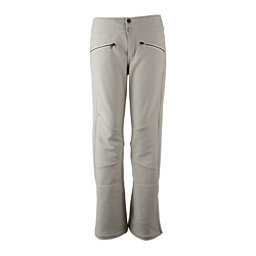 Obermeyer Clio Softshell - Short Womens Ski Pants, Cashmere, 256