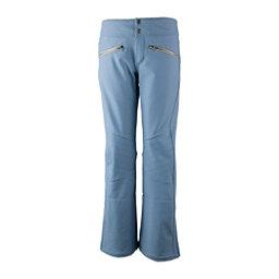 Obermeyer Clio Softshell - Long Womens Ski Pants, Washed Indigo, 256