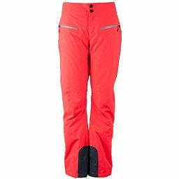 Obermeyer Bliss Womens Ski Pants, 80s Fire, 256