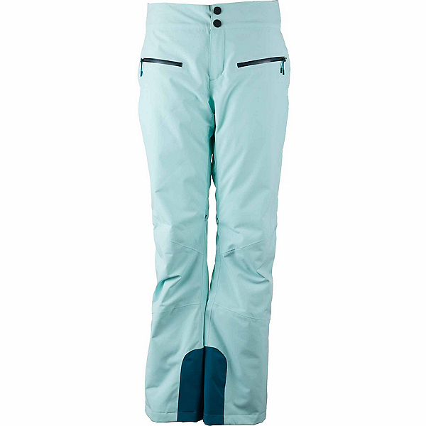 Obermeyer Bliss Womens Ski Pants, Sea Glass, 600