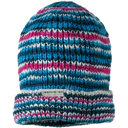 Obermeyer Pepper Knit Womens Hat, Mermaid, 256