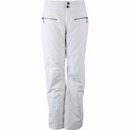 Obermeyer Bliss - Short Womens Ski Pants, White, 256
