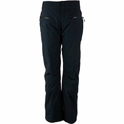 Obermeyer Bliss - Short Womens Ski Pants, Black, 256