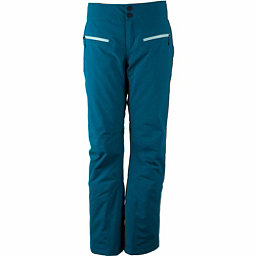 Obermeyer Bliss - Short Womens Ski Pants, Cove, 256