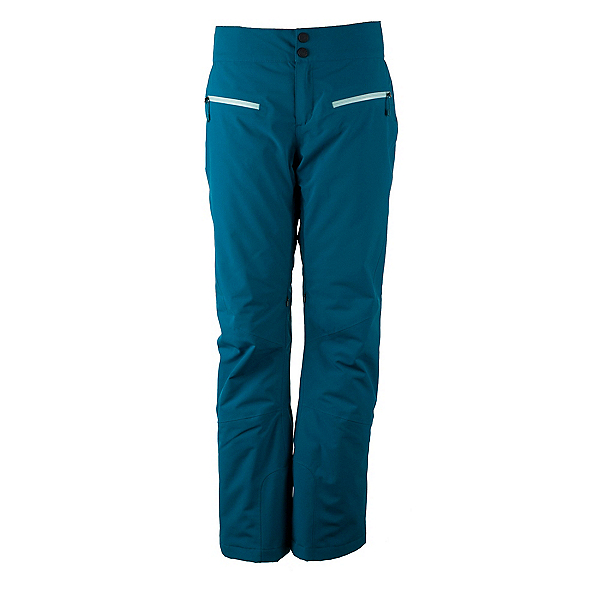 Obermeyer Bliss - Long Womens Ski Pants, Cove, 600